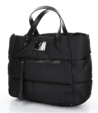 Fly Nylon Puffy Bag
