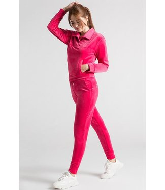 Juicy Couture Branded Legging Vixen Pink