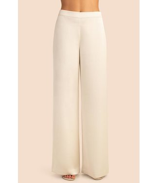 trina turk Oyster Long Weekend Pant