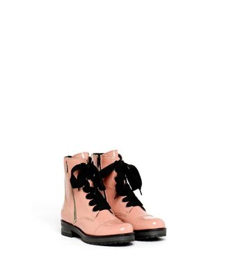 Bos & Co Pink Paulie Boot