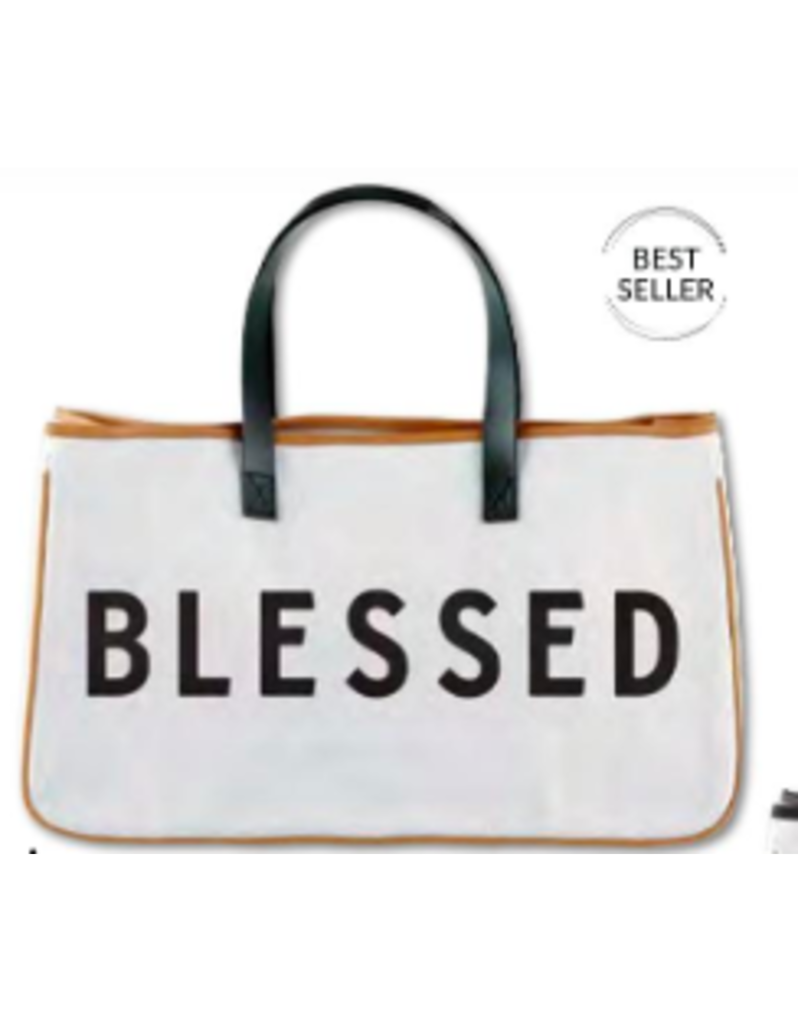 GIB Carson Companies Blessed Canvas Tote