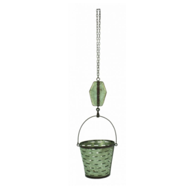 Upper Deck Planter with Pulley