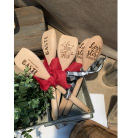 The Good Tree Words Wooden Spoons