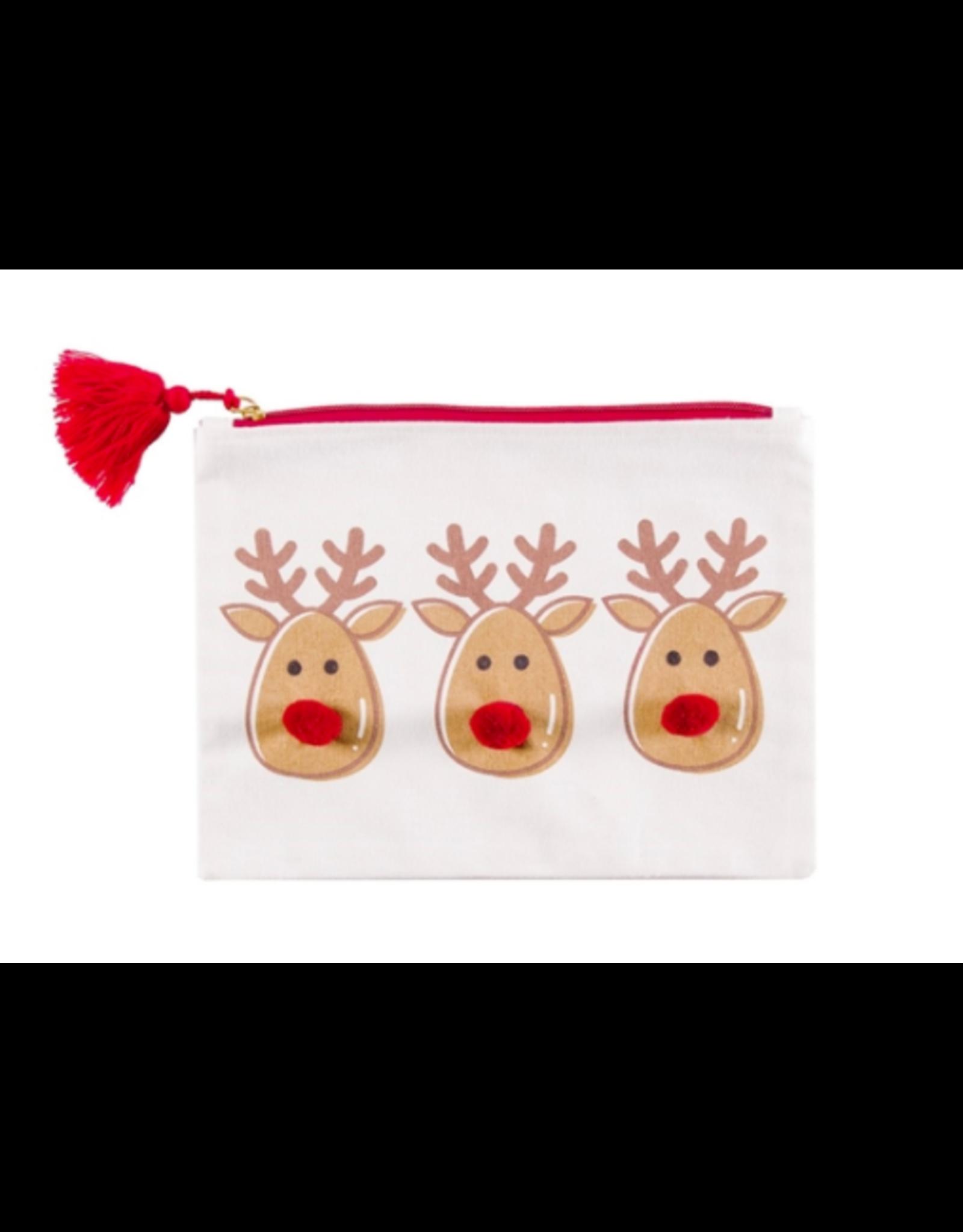 C&F Enterprises Reindeer Pouch