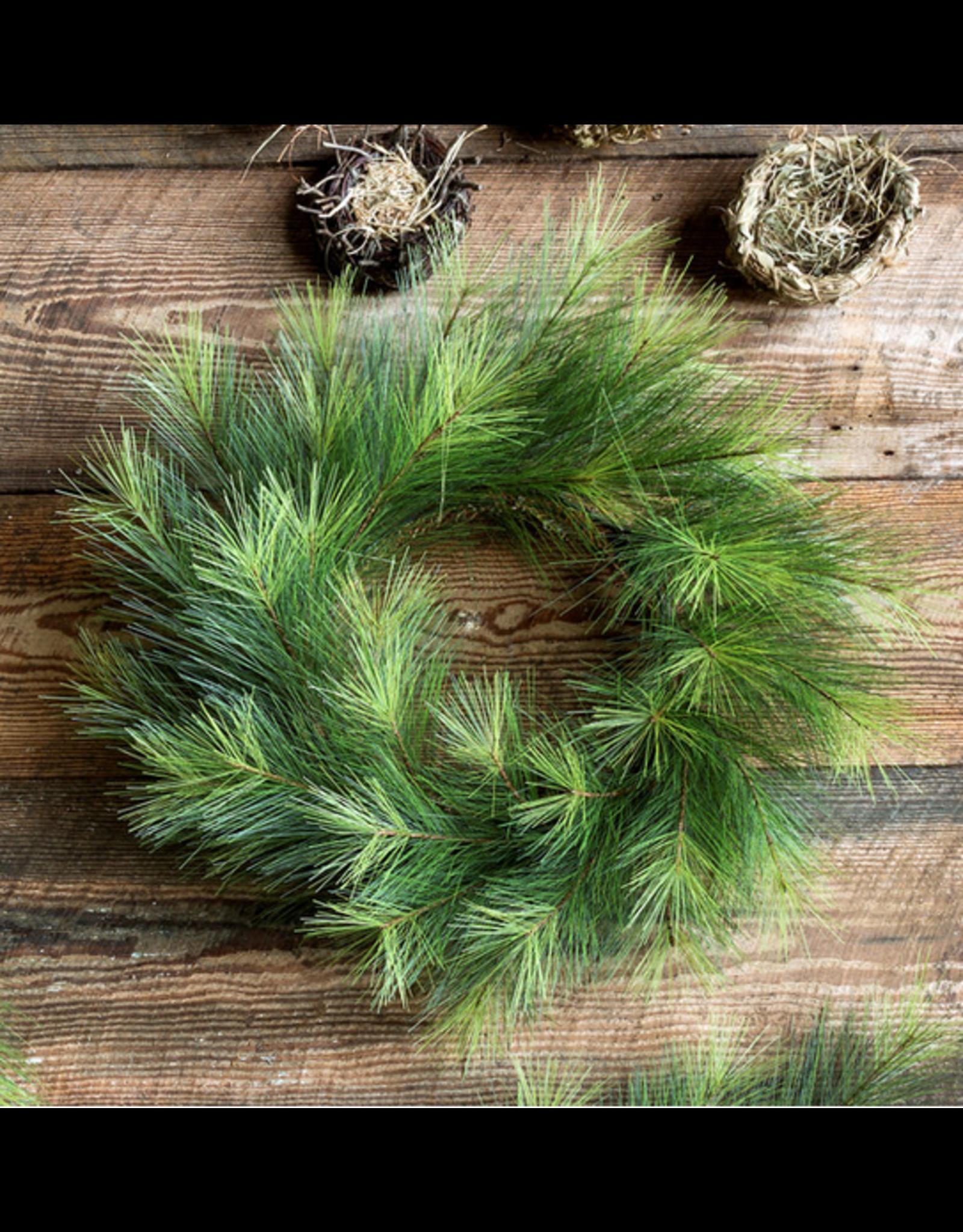 Park Hill Greenhills Pine Wreath