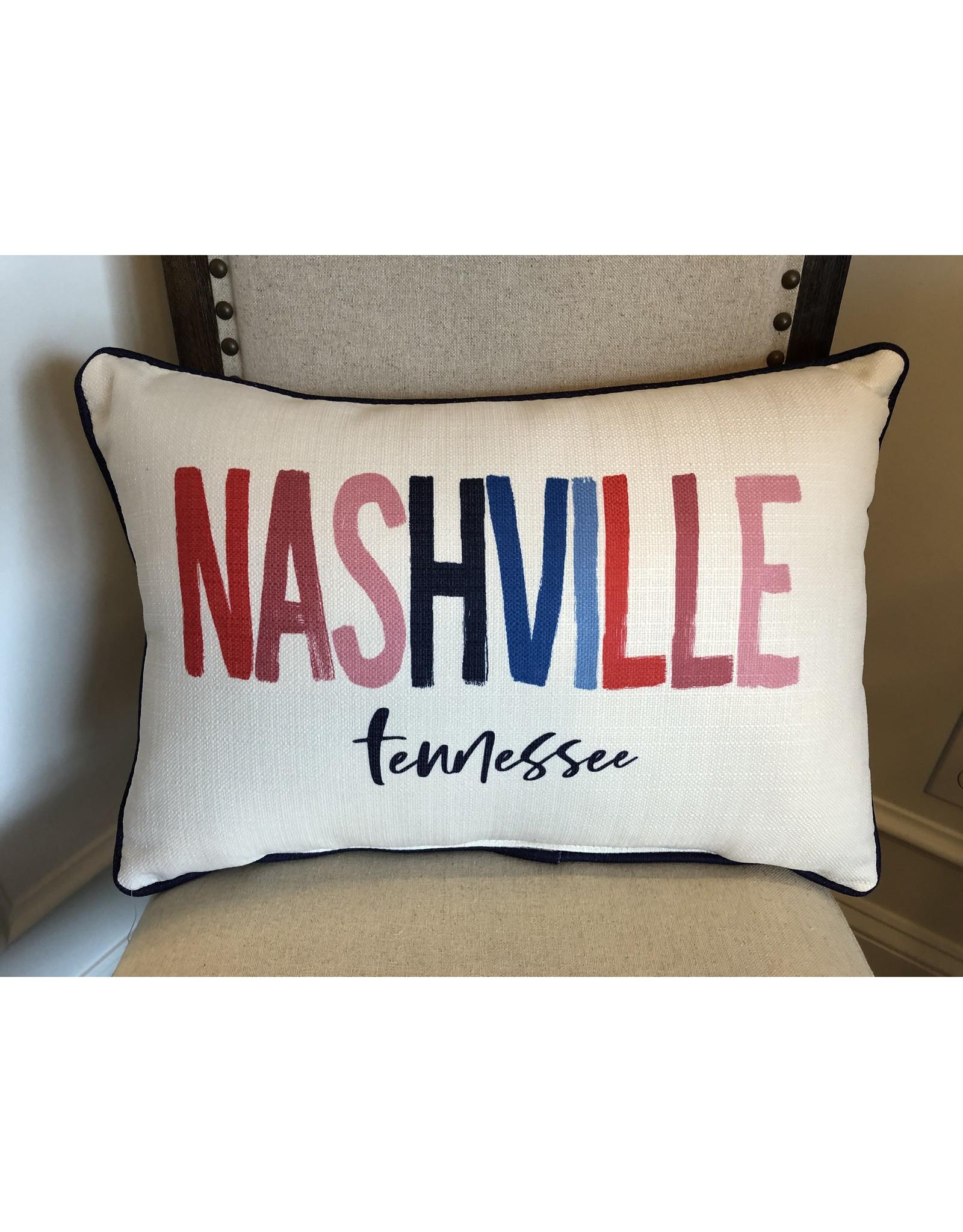 Little Birdie Nashville Poster Pillow