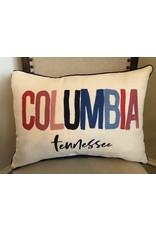 Little Birdie Columbia Poster Pillow