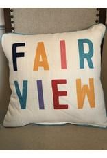 Little Birdie Fairview Multicolor Pillow
