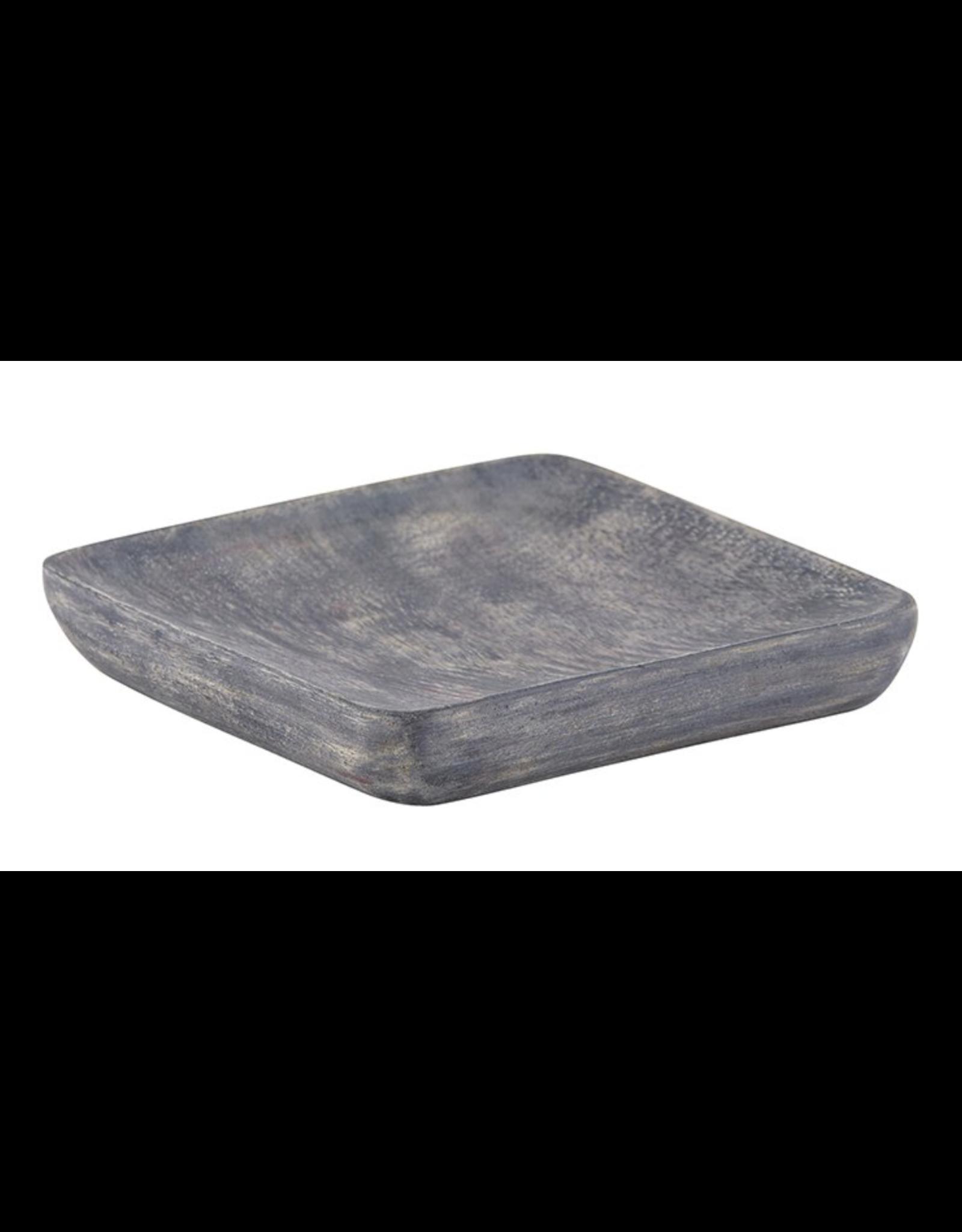 47th Grey Mango Wood Platter Small