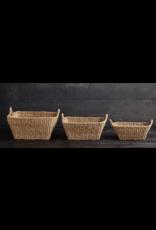 47th Medium Rectangle Seagrass Basket