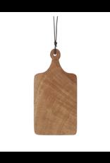 BIDK Mango Wood Chopping Board 7 x 4