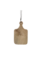BIDK Mango Wood Chopping Board 6 x 4