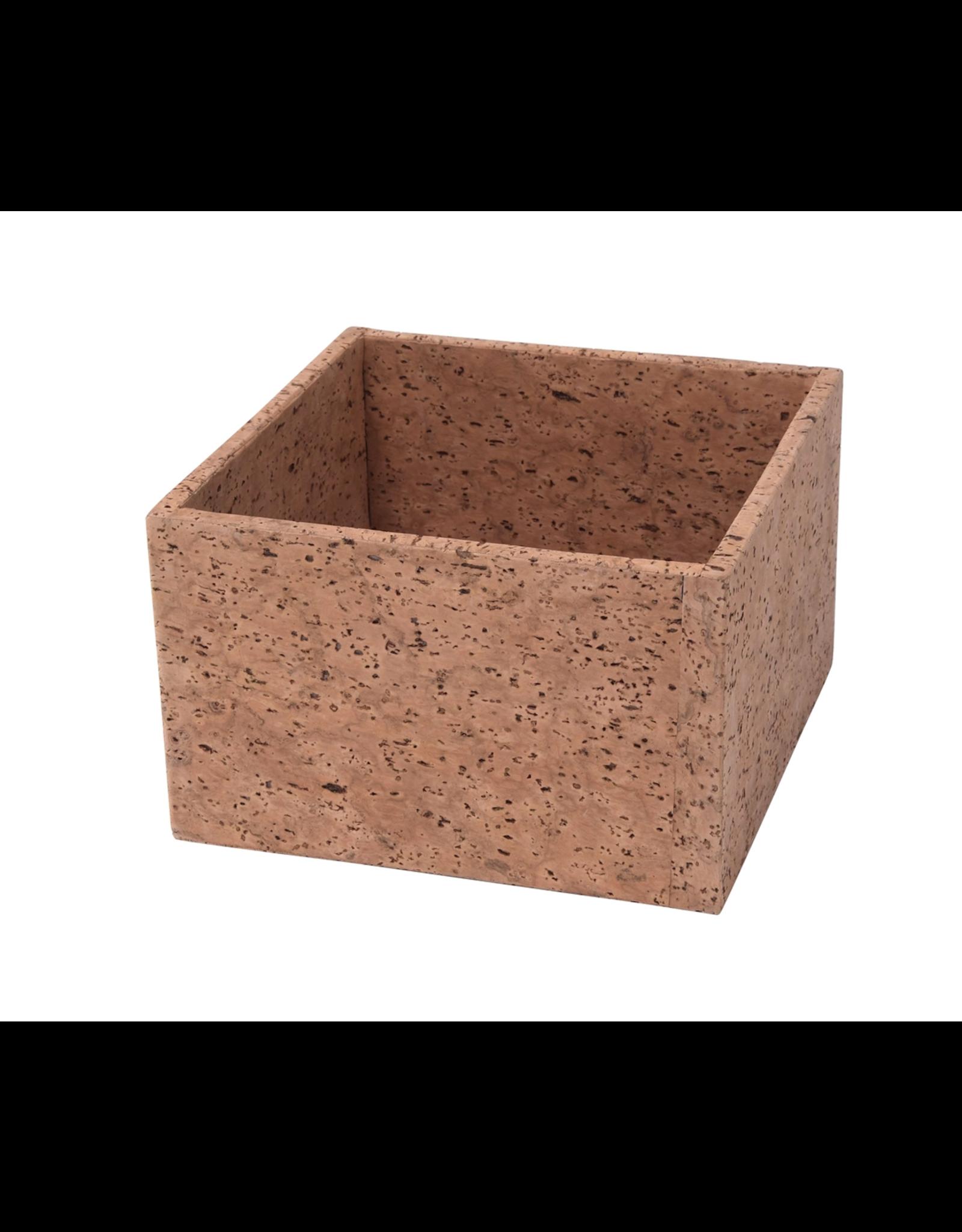 BIDK Cork Square Box
