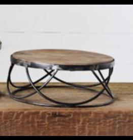 PD Home & Garden Loft Round Riser Tin Small
