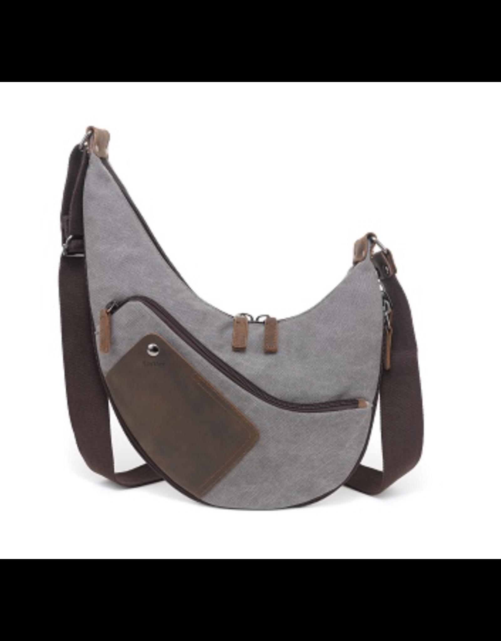Davan Hawthorne Charcoal Bag