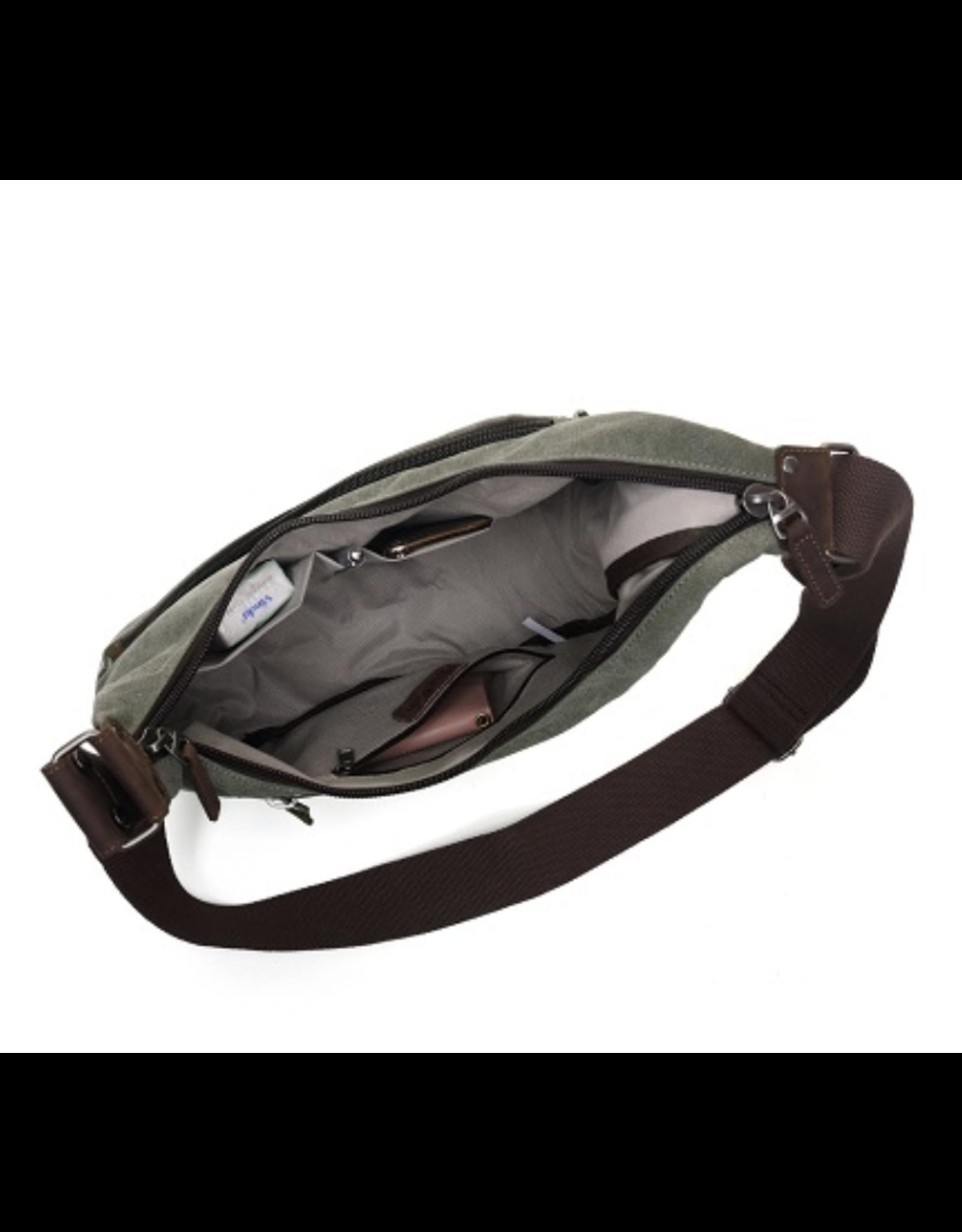 Davan Hawthorne Green Bag