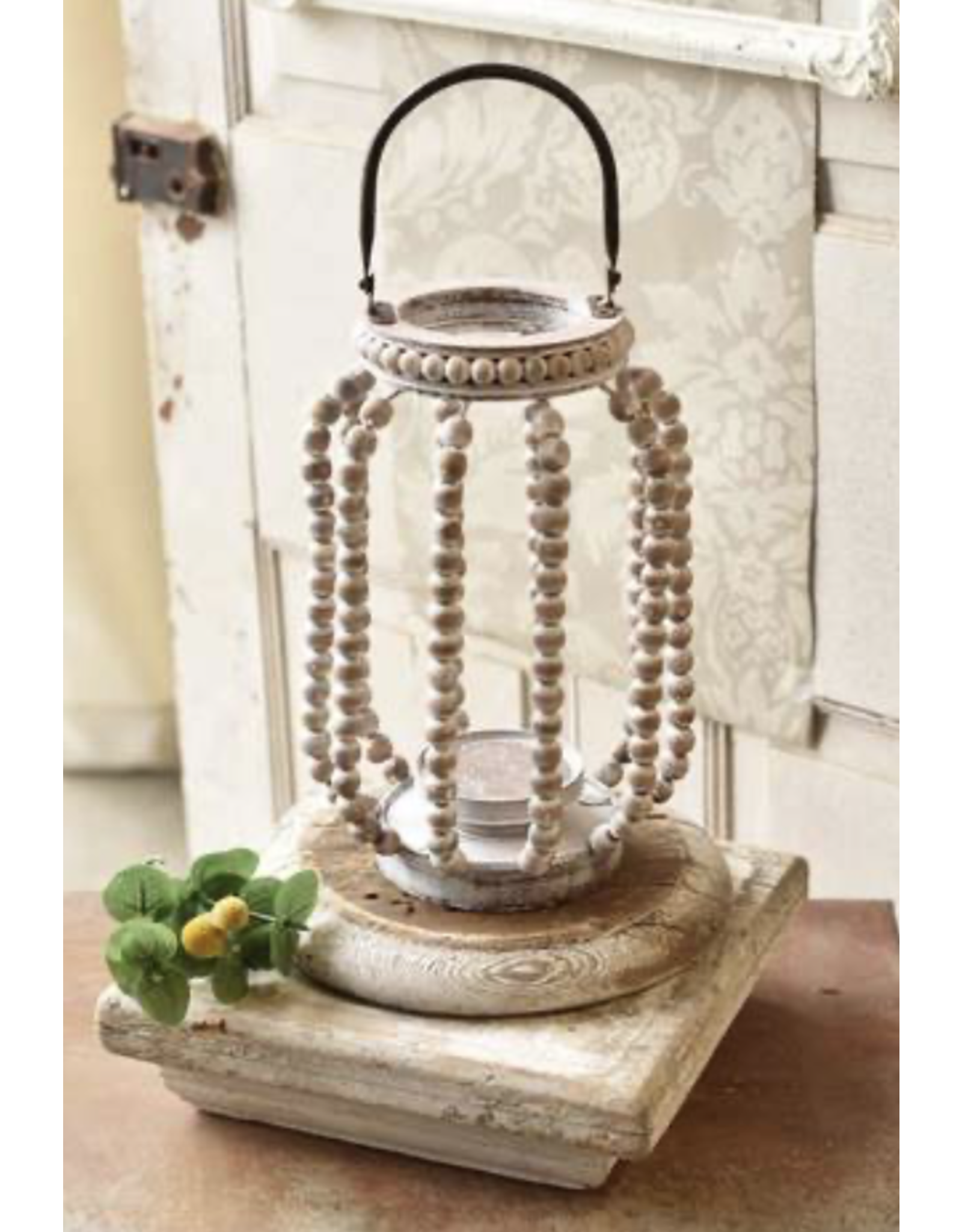 Lancaster & Vintage Sphere Lantern Large