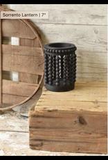 Lancaster & Vintage Sphere Lantern Small, Black