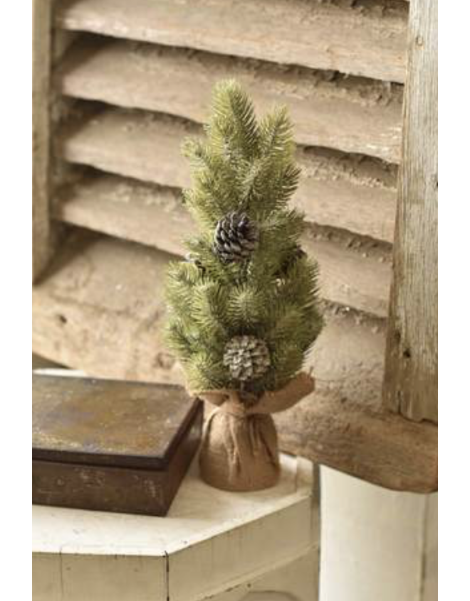 Lancaster & Vintage Icy Aspen Pine Tree