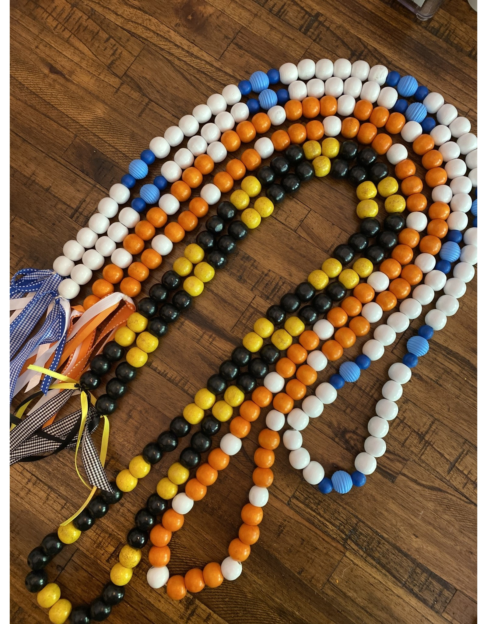 The Good Tree Team Color Beaded Garland