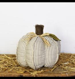 PD Home & Garden Stripe Pumpkin