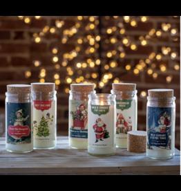 Park Hill Christmas Vintage Spice Jar Candle