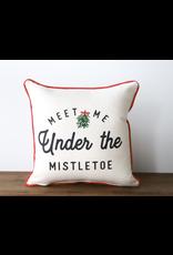 Little Birdie Meet Me Under The Mistletoe