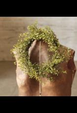 "Lancaster & Vintage Baby's Grass Wreath 12"""