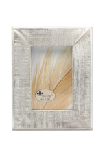 Lawrence Frames Distressed Gray Wood Frame 4 x 6