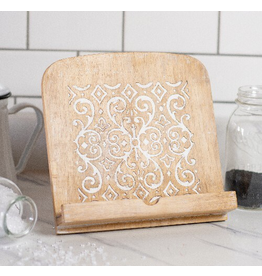VIP Home & Garden Wood Stand with White Engraving