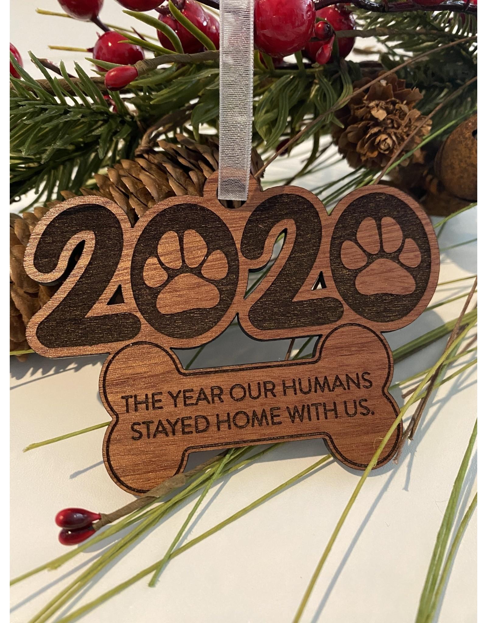 The Good Tree 2020 Dog Ornament