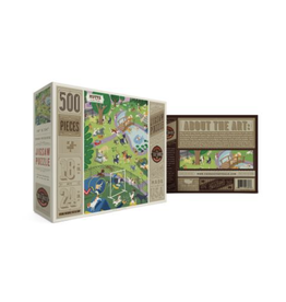True South Mutts In The Park Puzzle