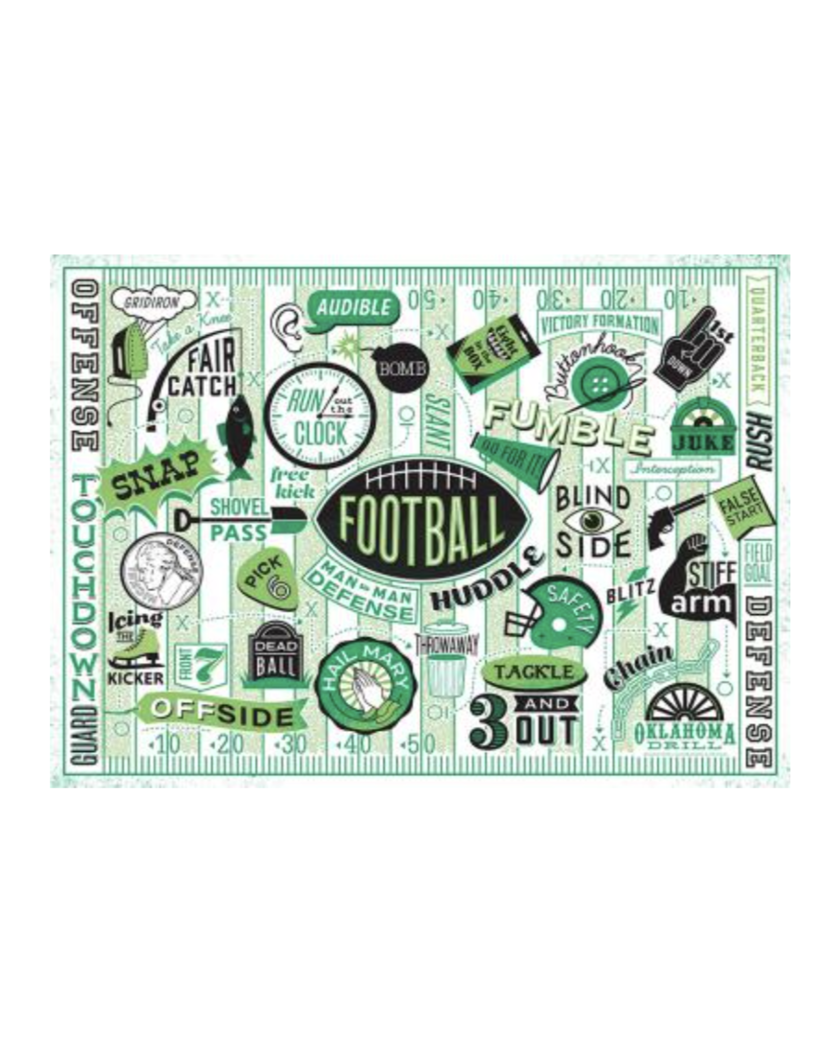 True South Football Puzzle