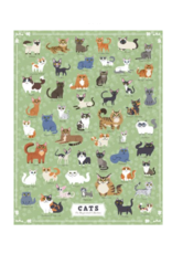 True South Illustrated Cats Puzzle