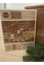 True South Football Dogs Puzzle