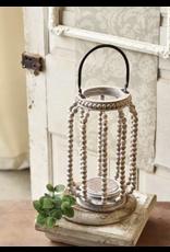 Lancaster & Vintage Sphere Lantern Tall