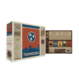 True South Tennessee State Flag Puzzle
