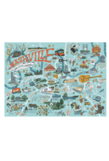 True South Nashville Ilustrated Puzzle
