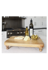 """Heritage Lace Farmhouse Footed Serving Board 14"""" x 18"""""""