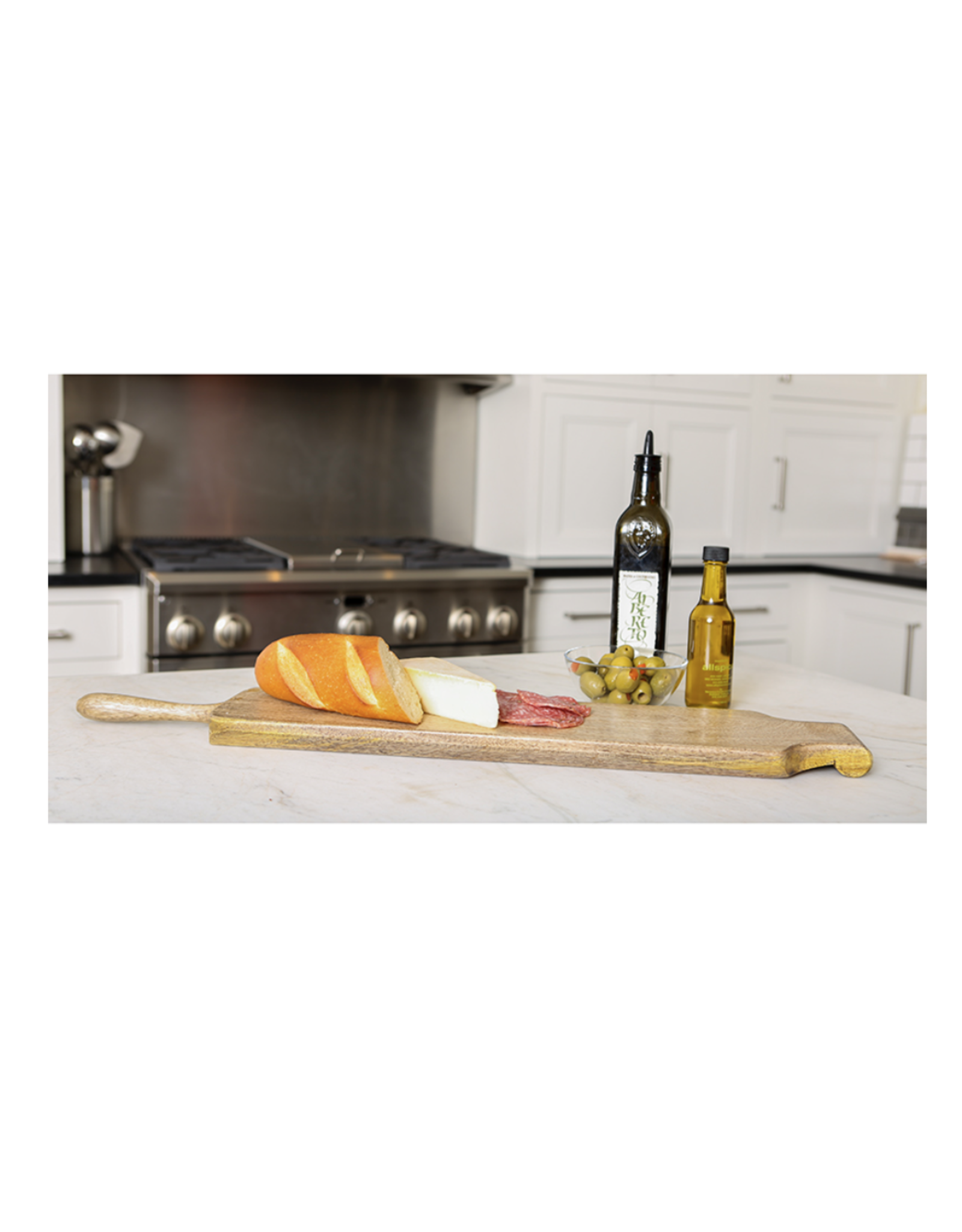 Heritage Lace Artisan Wood Serving Board