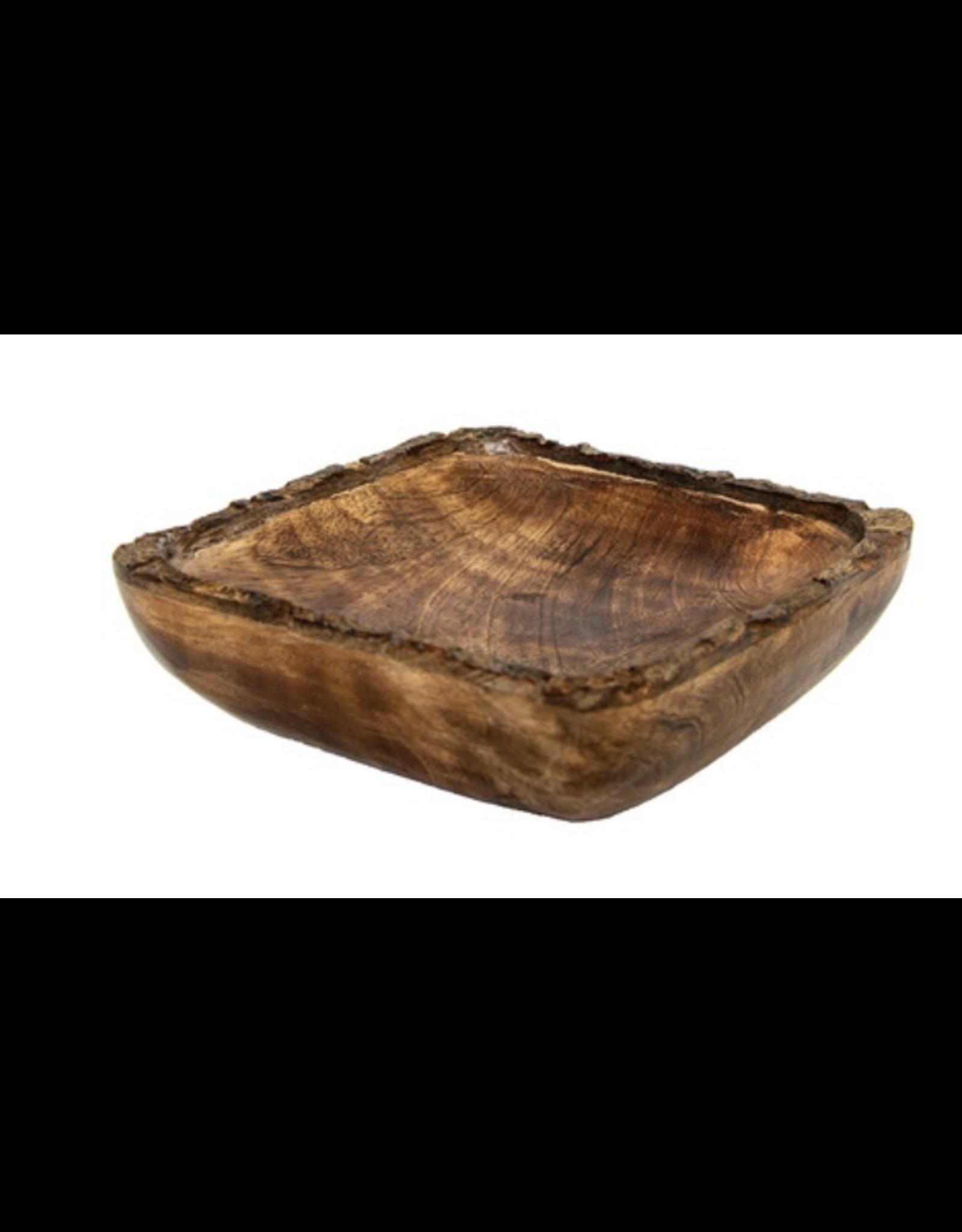 """Heritage Lace Mango Bark 7"""" Bowl"""