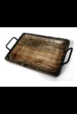 Heritage Lace Mango Bark Tray