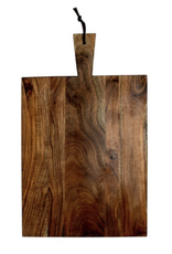 """Heritage Lace Artisan Wood Serving Board 18"""""""