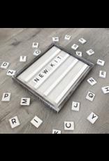 Adams & Co. Letterboard Kit