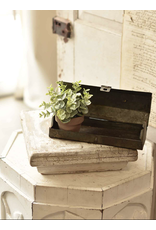 "Lancaster & Vintage Gatehouse Herb Pot 6"""