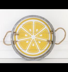 Adams & Co. Lemon Tray