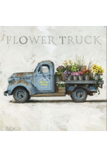 "Sullivans Farmhouse Truck Wall Art 5"" x 5"""