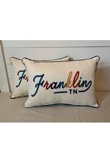 Little Birdie Franklin Bloomsbury Multi State Pillow