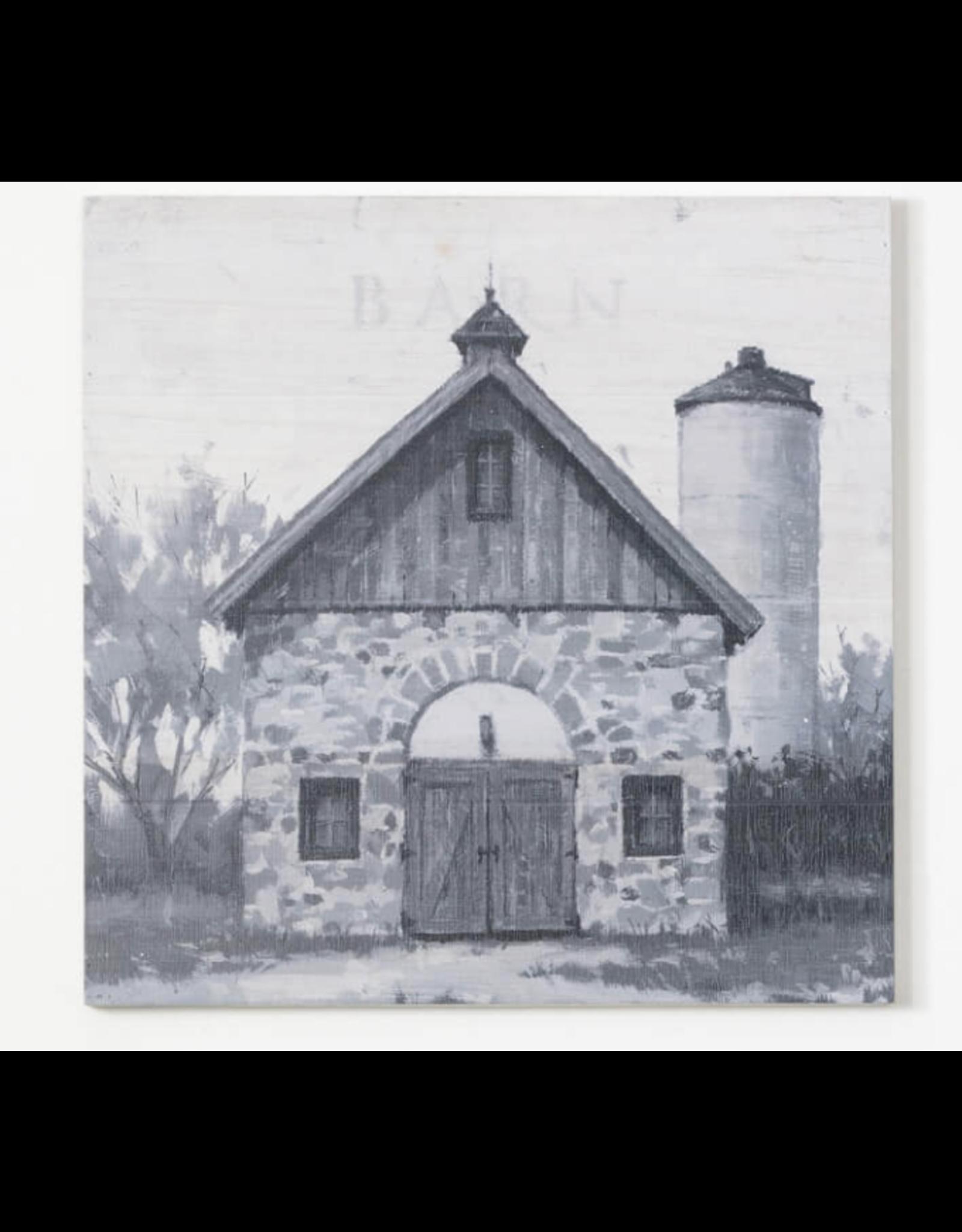 "Sullivans Barn Wall Art 22"" x 22"""