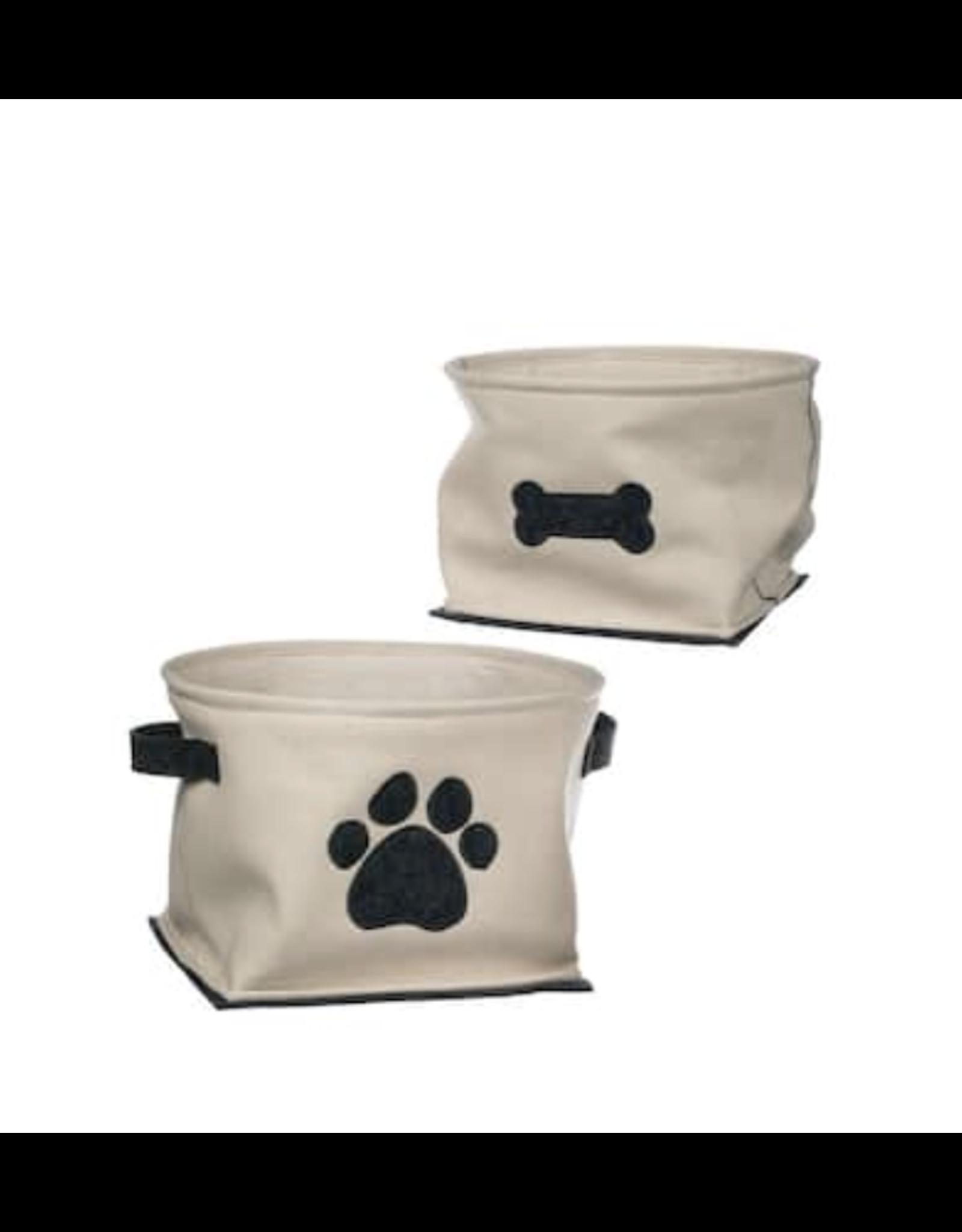 Sullivans Dog Bone Basket